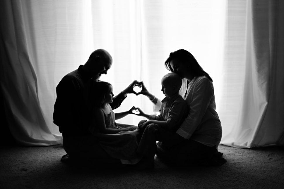 Témata rodičovství a smíření s vlastními rodiči